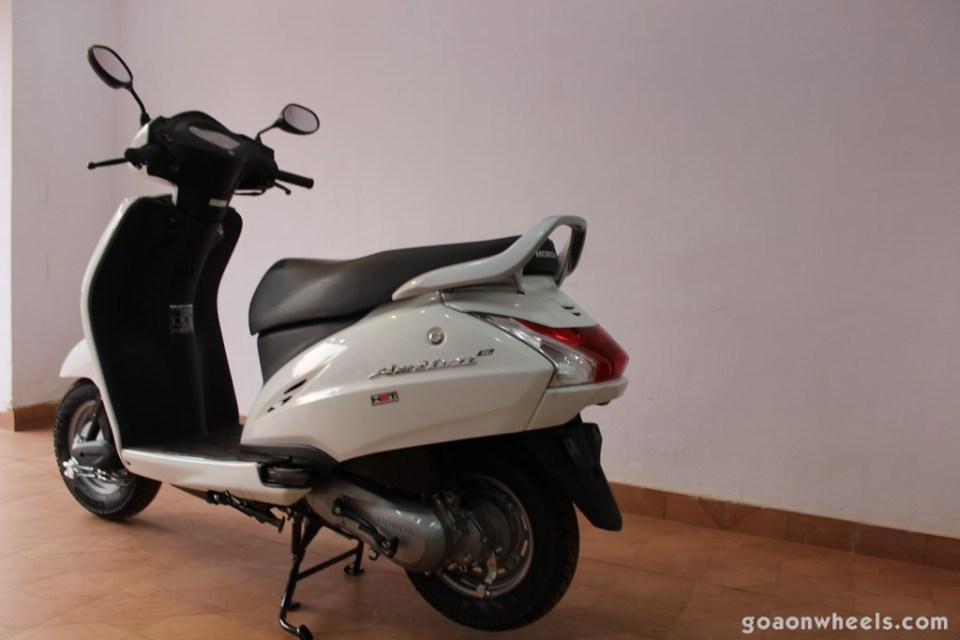 honda activa 3g scooter 3
