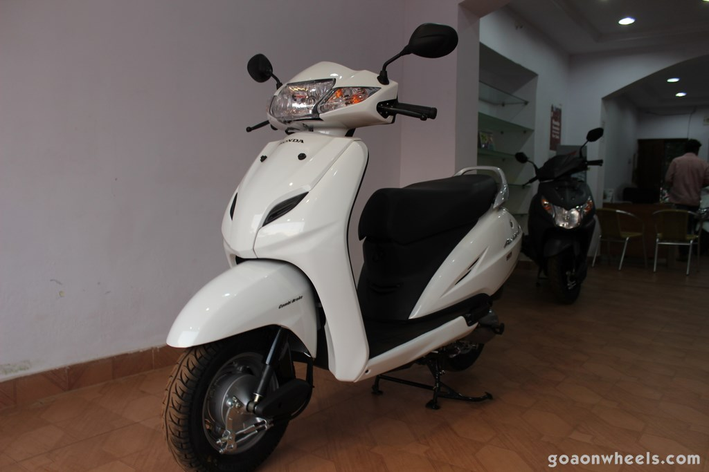 Honda launches Activa 3G in Goa
