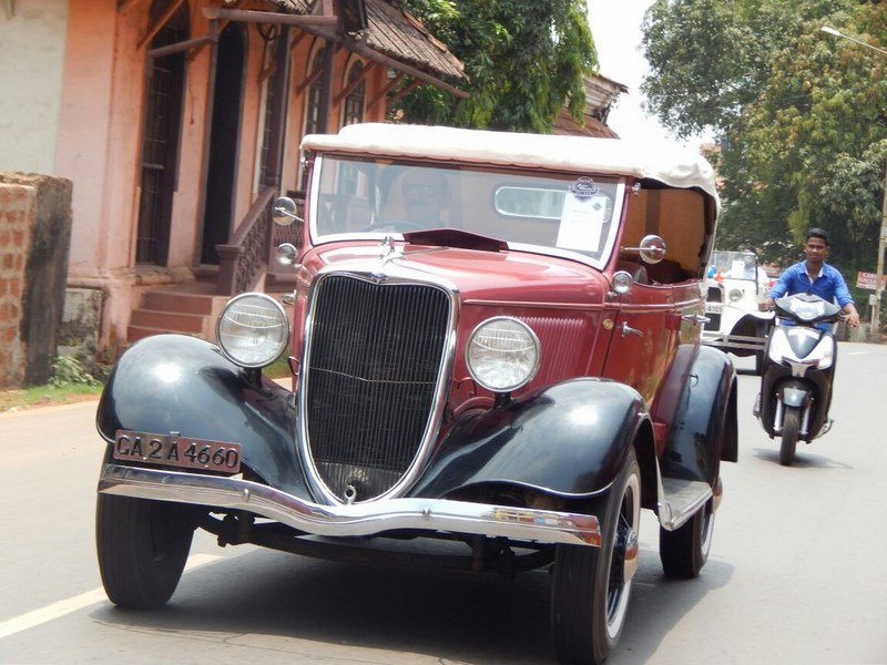 Goa Tourism to organize the first ever Vintage Bike and Car Festival