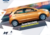 New Ford Figo launch on 23rd September