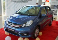 Honda Amaze facelift (2)