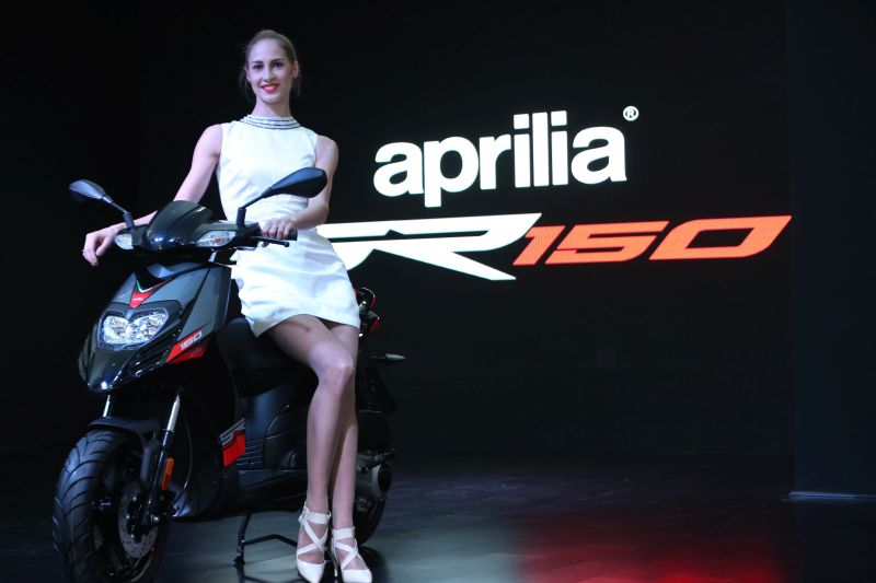 Aprilia SR 150 launch in Mid-August, bookings open