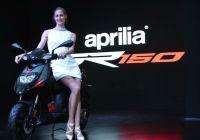 Aprilia SR 150 India