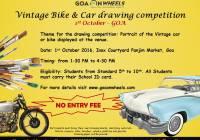 vintage-bike-car-drawing-competition