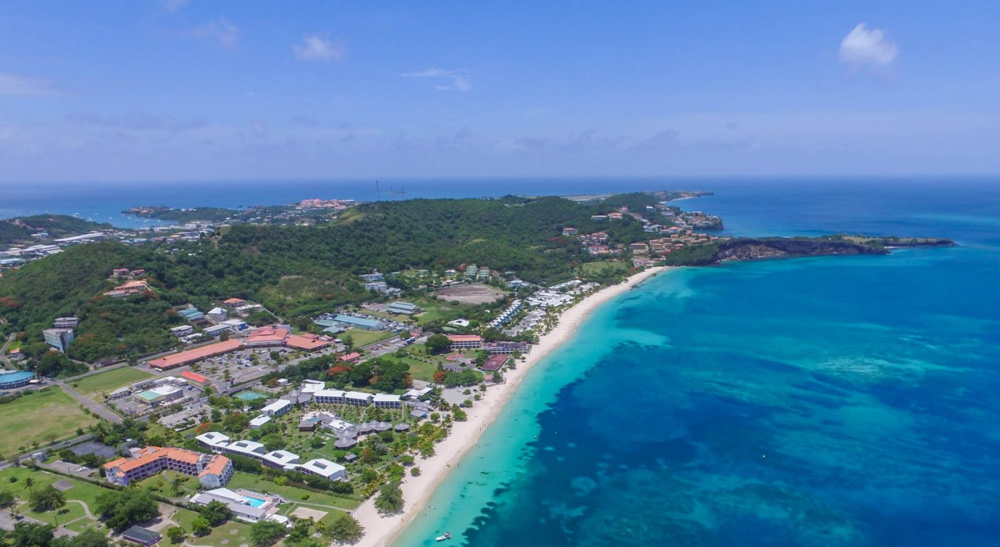 Grenada A Rare Jewel In The Caribbean Goats On The Road - Grenada
