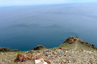 Exploring Olkhon Island on Lake Baikal