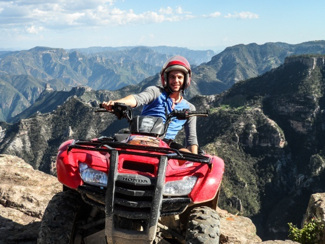 Copper Canyon ATV Tour