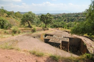 Visiting the Rock Churches of Lalibela