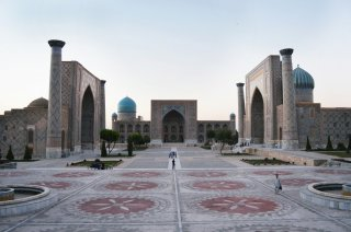 Silk Road Explore Tours: Journey Through Central Asia
