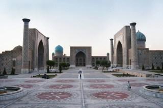 Silk Road Explore Tours: Journey Through Central Asia