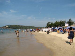 Diverse Tourism in Goa, India