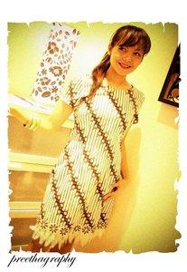 Model Baju Batik Modern Terbaru Dan Desain Baju Batik Modern Terbaru