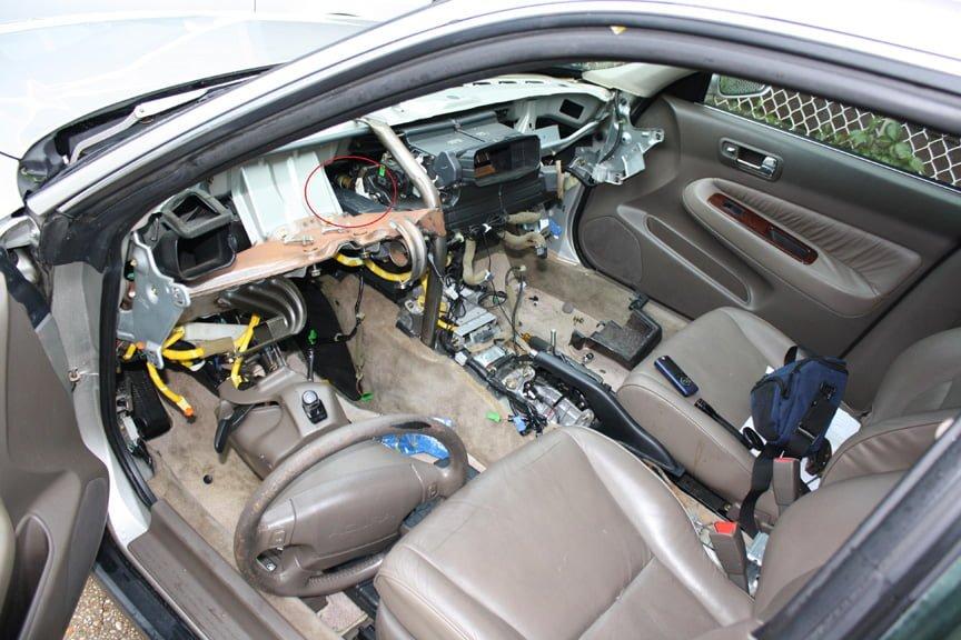 99 Mustang Fuel Filter Location Wiring Diagram