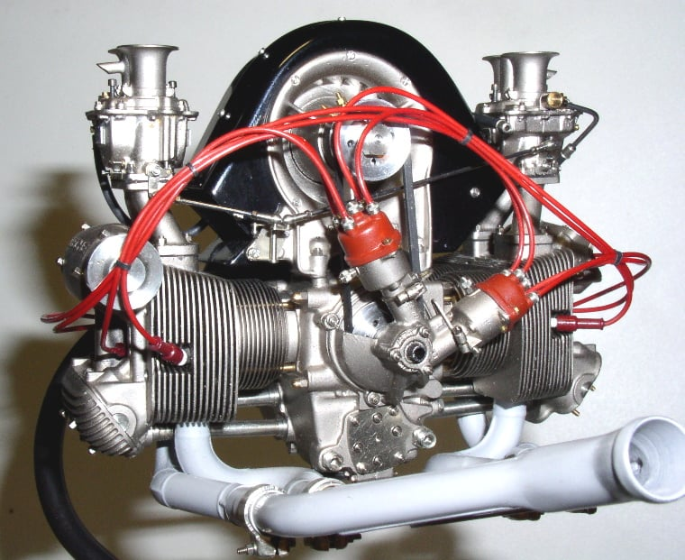 air cooled vw engine wiring diagram