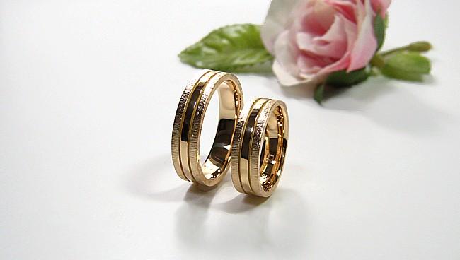 イタリアンジュエリー・結婚指輪