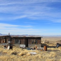Broken and Beautiful: Abandoned Desert Homestead