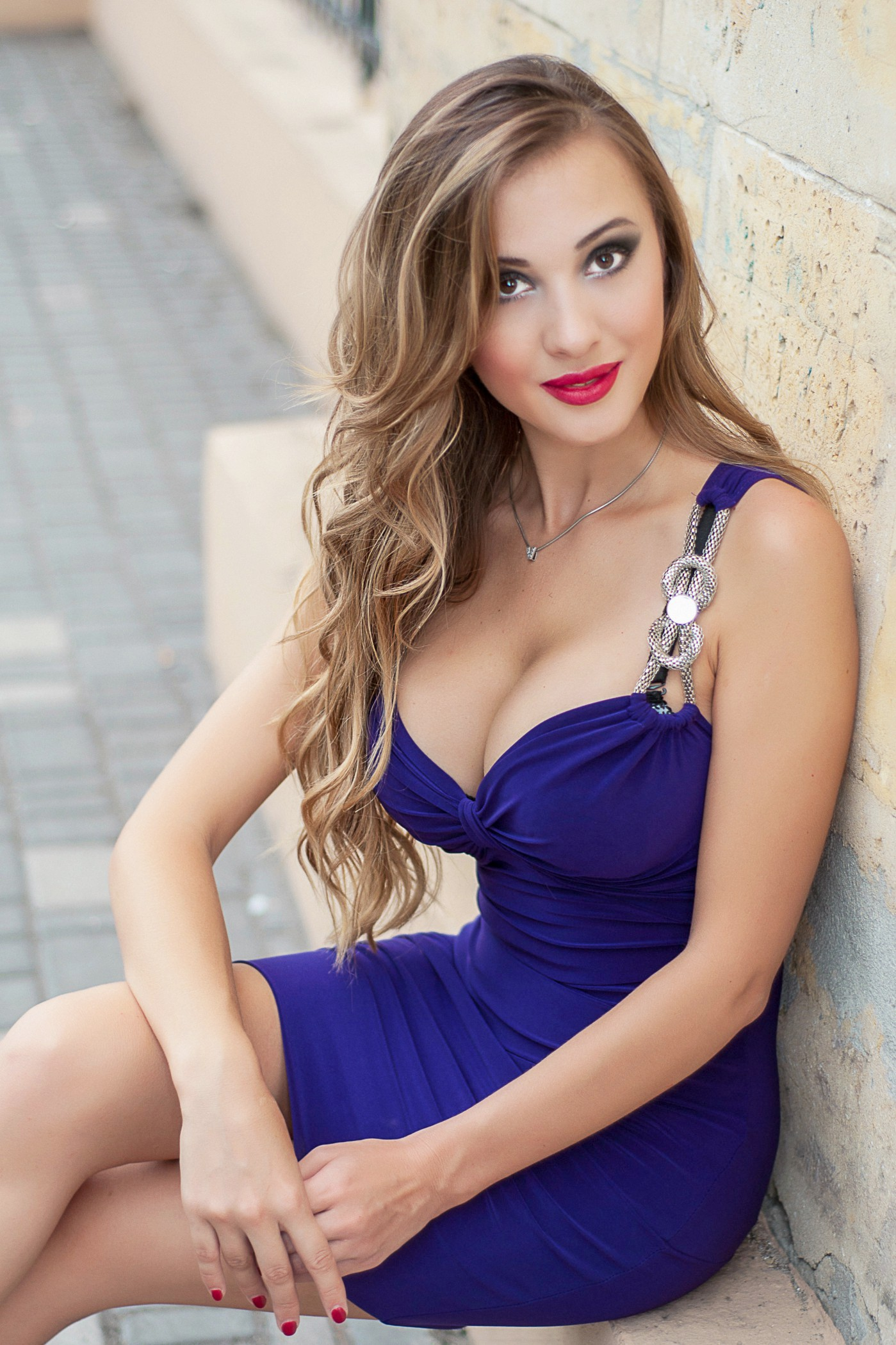 Anna Ninna Ukrainian Single Girl (bride): Victoria Eyes, 29 Years Old