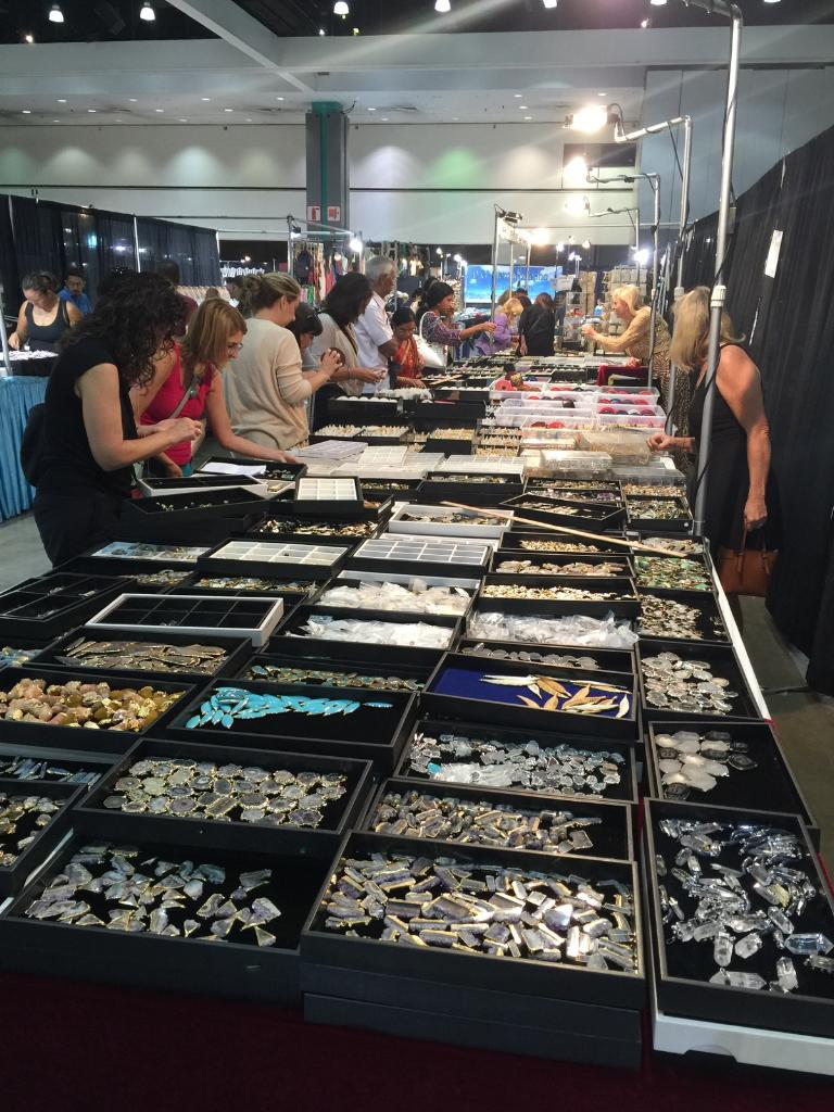 Wholesale Jewelry Expo Los Angeles Ca – Intergem – Mar 17 – 19 Goddess Shows