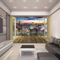 Walltastic New York City Skyline Wallpaper Mural