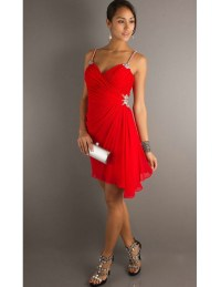 Stylish Red Short Dresses for all Ocassion - Godfather Style