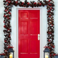 EXCLUSIVE OUTDOOR CHRISTMAS DECORATION INSPIRATIONS ...