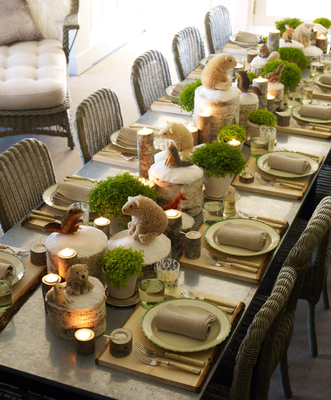 Table Decor 20 Most Amazing Christmas Table Decorations