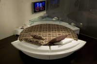 22 ROUND SHAPED BEDS TO GIVE A COZY LOOK TO THE ROOM ...