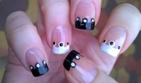 POLKA DOT NAIL ART-THE LATEST TREND TO BE FOLLOWED ...