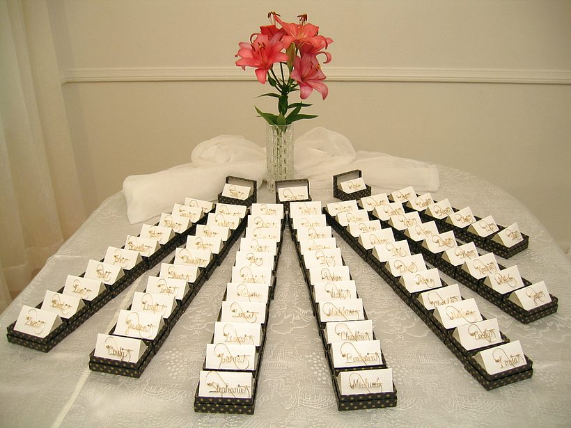 Gift Ideas For Wedding Guests At Hotel Eskayalitim