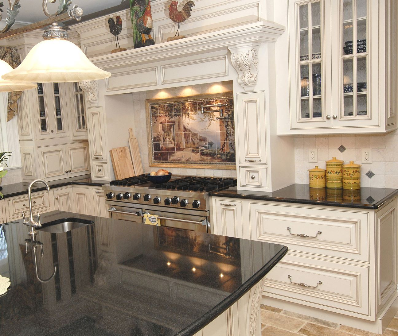 Kitchen Design Ideas Traditional 25 Traditional Kitchen Designs For A Royal Look
