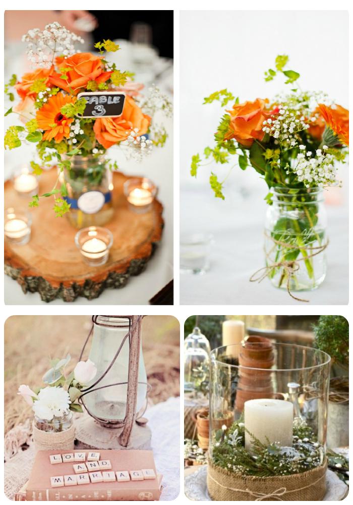 Cute Rustic Fall Wallpapers 20 Fabulous Rustic Wedding Centerpiece Ideas
