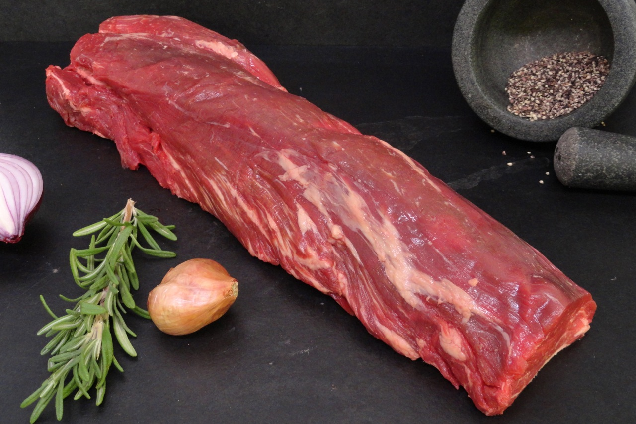 Whole Cow Meat Free Range Whole Beef Fillet