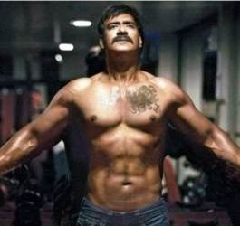 Bollywood actors working out in Gym