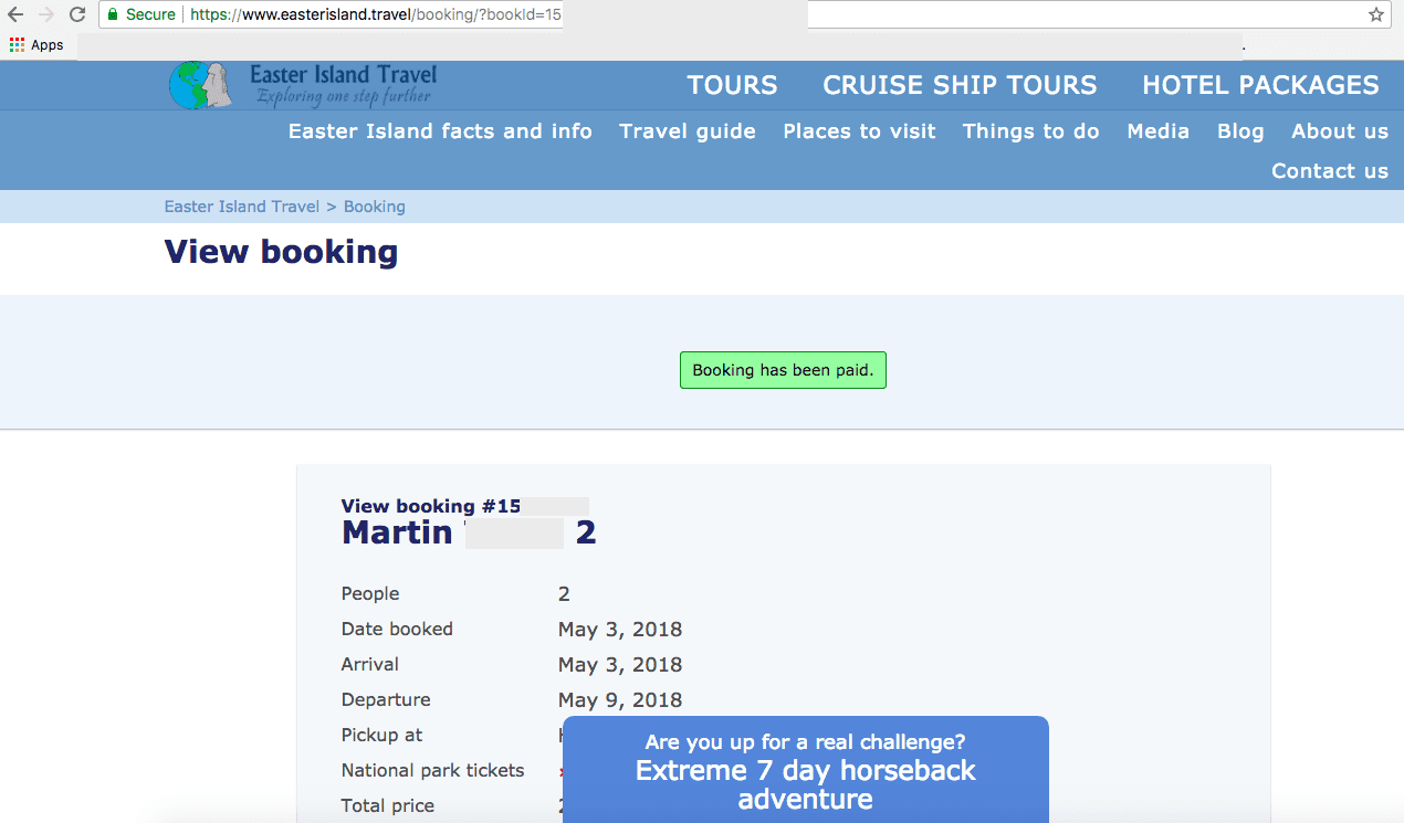 Booking Site Travel Booking Site Flaw Reveals Your Personal Data With One Click
