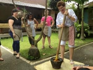 Balinese blender