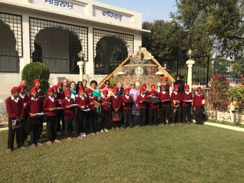 Khalsa orphanage
