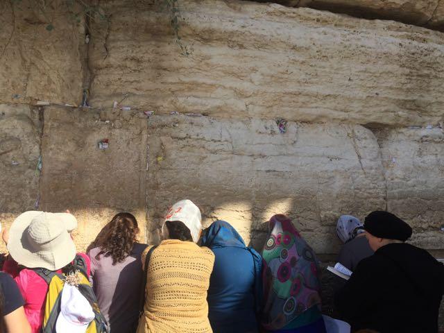 Western Wall in Israel