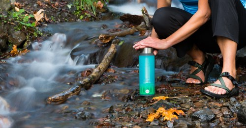 travel water filter