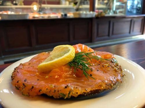 finland smoked salmon