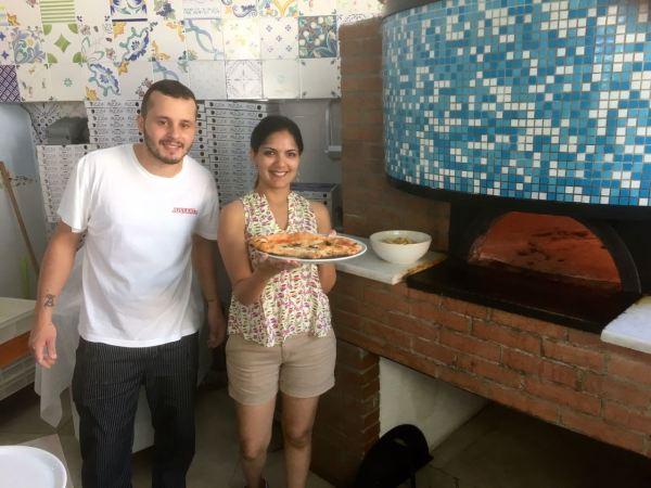 pizza cooking class naples