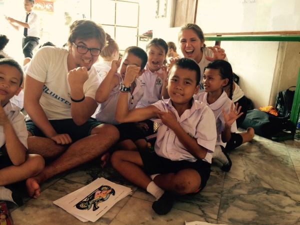 Dave in Thailand