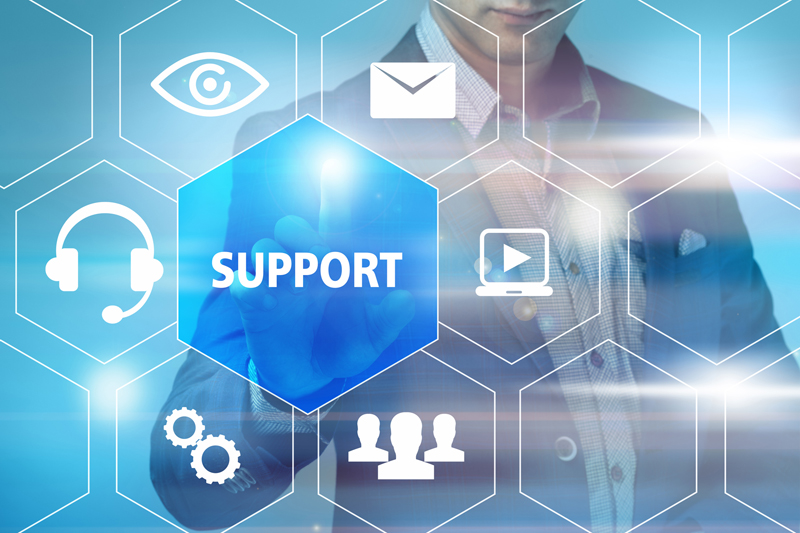 Client IT Support - - help and support