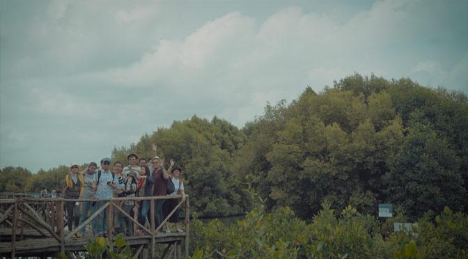 Piknik ke Taman Hutan Mangrove PIK