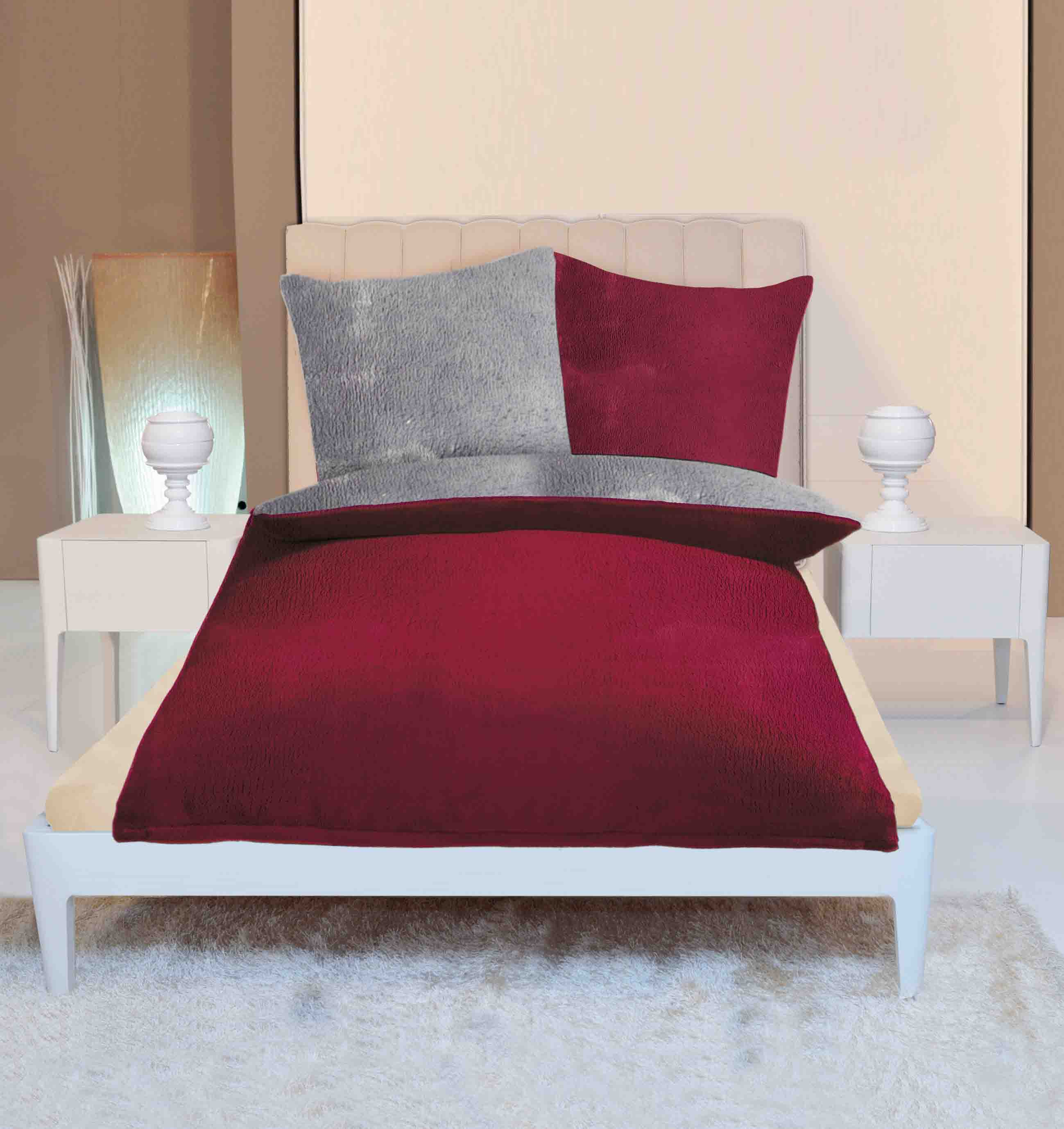 Cashmere Feeling Two Sided Bedclothes W F GÖzze Frottierweberei Gmbh