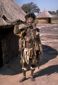 ghana juju witch doctor