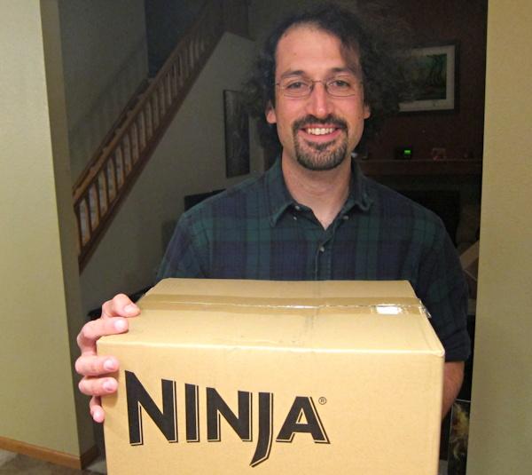 Ben won the Ninja Ultima BL810