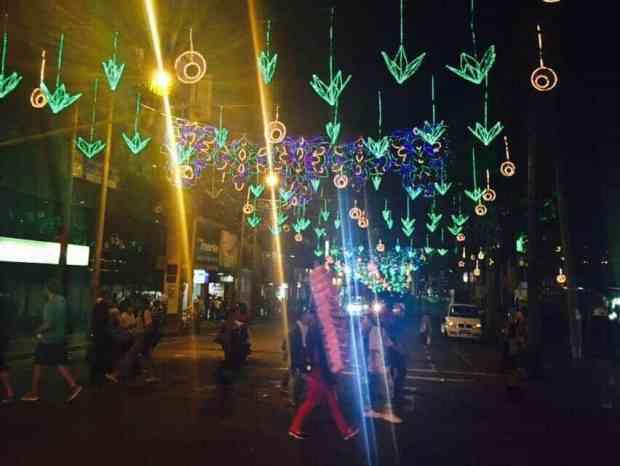 Weihnachten in Medellin, Foto: Felicia Hargarten