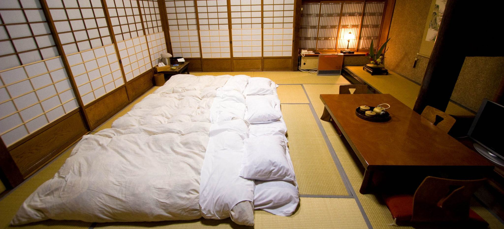 Futon Japan Get A Great Nights Sleep On A Futon Bed In Japan And Learn