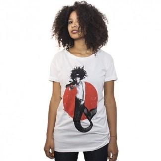 T-shirt Donna Mermaid by SanCrò