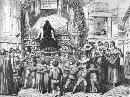 festa befana antica